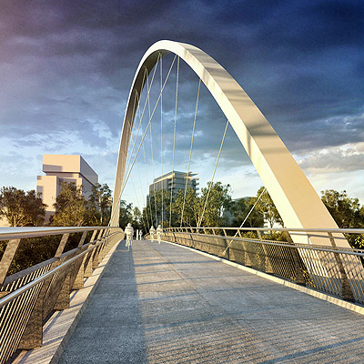 Parramatta Bridge Design